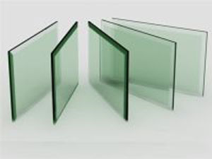 4mm Building Clear Low-E Toughened Glass