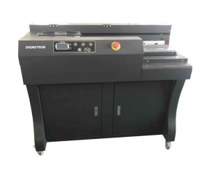 A4 Perfect Binding Machine with Side Gluing Capability pictures & photos