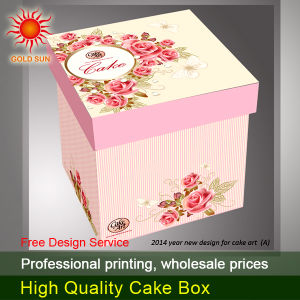 Cake Box pictures & photos
