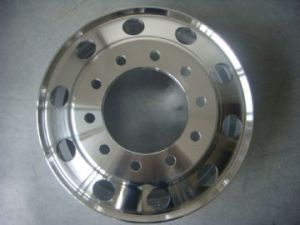 CNC Parts for Motorcycle Wheel with ISO (WSD-CNC-059)