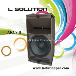 "15"" Arcsii Professional Loudspeaker for PRO Audio PA System"