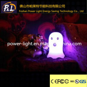 Fashion Glowing Hallowmas RGB LED Ghost Lamp pictures & photos