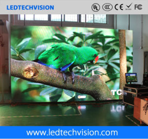 P2.5mm Indoor HD Screen for Retail Shop Airport Duty Free and Shopping Mall