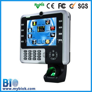 High Class Backup Battery Standard Biometric Attendance Terminal (HF-iclock2500)