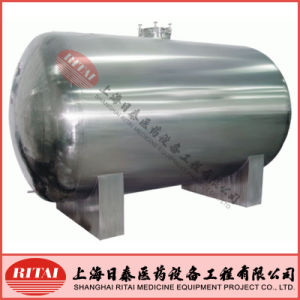 Liquid Preparation Storage Tank
