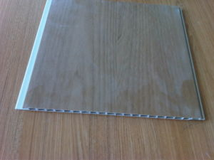 lamianted pvc wall panels (25cm*8mm*5.95m) pictures & photos