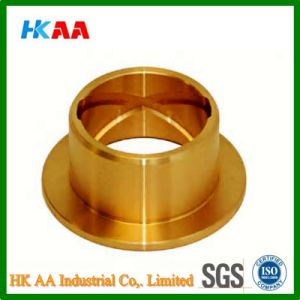CNC Machining Brass Spindle Bushings pictures & photos