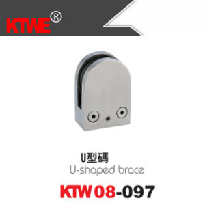 Stainless Steel 304 Toilet U-Shaped Brace (KTW08-097)