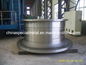Ball Mill Steel Casting Hollow Shaft