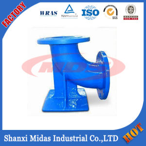 Ductile Iron Double Flange Duckfoot Bend/Elbow pictures & photos