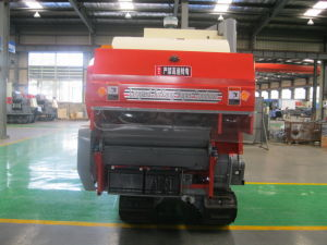 Rice and Wheat Combine Harvester (4LZ-1.4) pictures & photos