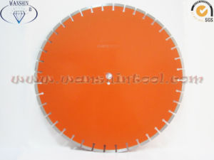 24′′ Concrete Laser Cutting Diamond Saw Blade pictures & photos
