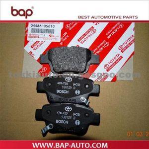 Toyota Brake Pads >> Avensis Brake Pad 0446605010 0446605020 0446628110 0446658010 For Toyota