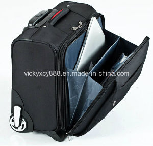 Wheeled Trolley Shopping Travelling Businessluggage Case Bag (CY5872) pictures & photos