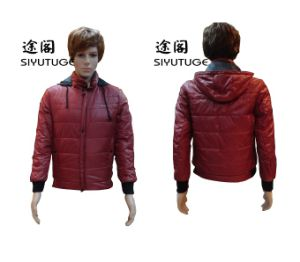 Men Fashion Hoody Padding Light Weight Jacket pictures & photos