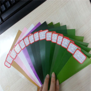 Green PVC Film for Christmas Tree pictures & photos