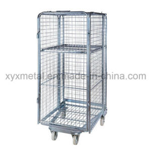 Four Sides 4 Sided Full Security Mesh Roll Cages pictures & photos