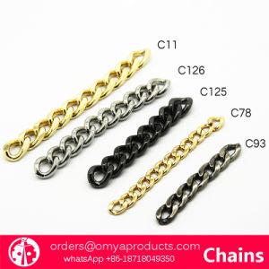 Sgs Handbag Chains Metal Brass Shoes Purse