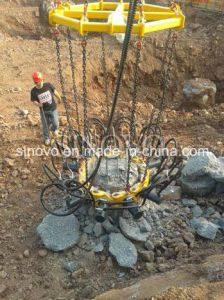 SPF500A modules concrete round and square pile breaker pictures & photos
