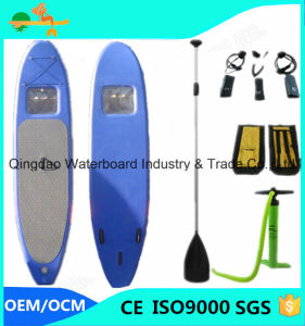 Enjoy Surfing Water Sports Inflatable Stand up Paddleboard