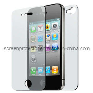 Clear Anti-Scratch Screen Protector for iPhone Front and Back Full Body
