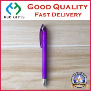 Popular Custom Logo Metal Colorful Click Pens pictures & photos