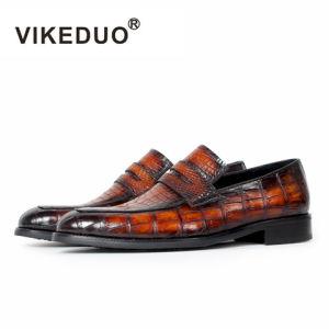 crocodile loafer shoes