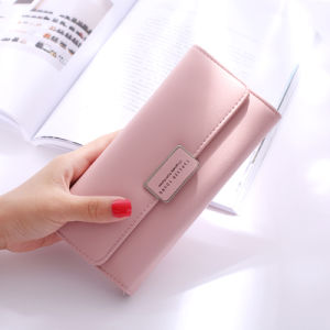 China 2017 New Women Wallet Japan And South Korea Simple Fashion