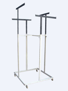 Tube Garment Display Rack (HYX-CR002)