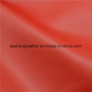 Resistance to Hydrolysis PU Leather for Five Years Ds-A1104 pictures & photos