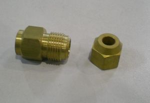 Precision Instrument Parts( Brass Fittings)