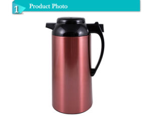the most unique design glass inner vacuum coffee jug thermos flask - Glass Thermos