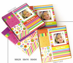 Self-Adhesive Sheet Photo Album - 9862k(08071301)