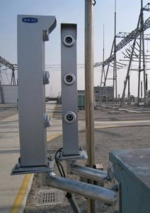Xd-B500c 3 Beams Laser Sensor Alarm Types of Fences Perimeter