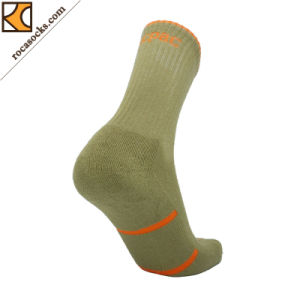 Light Hiker Coolmax Cotton Crew Socks (162021SK) pictures & photos