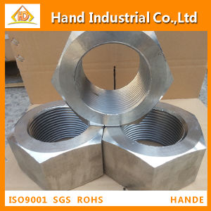 Stainless Steel Fastener Hex Nut (DIN934) pictures & photos