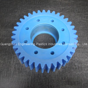 Blue Nylon Gear Manufacture pictures & photos