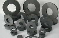 Permanent Superpower Magnetic Ferrite Ring Magnets (UNI-RING-001) pictures & photos