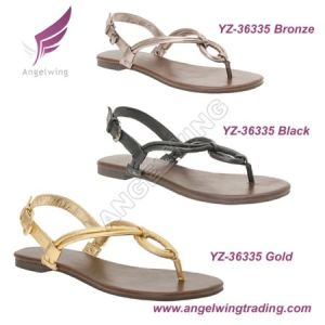 Fashion Lady Flat Sandals