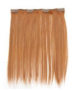 Remy Human Hair Weaving Clip on Hair Extensions pictures & photos