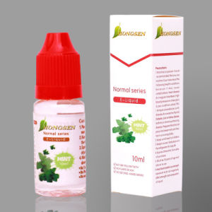 Normal Series E Liquid with Mint Flavor