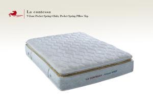new products 0d21b 17699 9 Zone Pocket Spring + Baby Pocket Spring Pillow Top Mattress (LA CONTESSA)