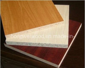 Melamine Metal Faced MDF Board for Hotel