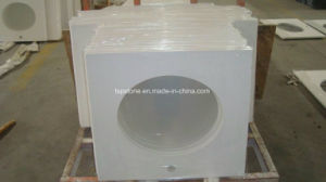 Ice White Marble Vanity Tops