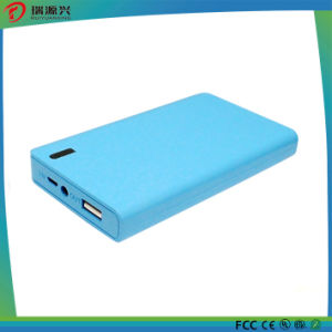China Supplier 8000mAh Li-ion Battery Portable Power Charger