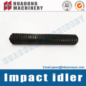 Chinese Durable Training Idler for Belt Conveyor pictures & photos