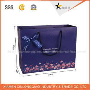 High Quality Handmde Brown Kraft Paper Bag with Heat Seal pictures & photos