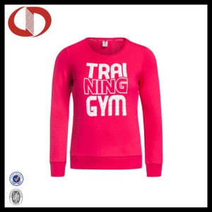2016 Women Pullover Custom Sports Sweatshirts with Printing pictures & photos
