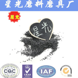 High Hardness Black Silicon Carbide for Sandblasting/Lettering pictures & photos
