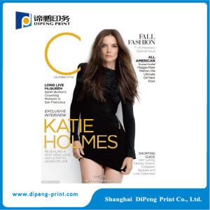 Quartely Magazine Printing with Best Quality pictures & photos